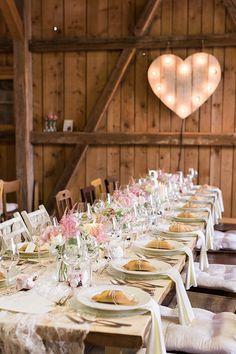DIY Bar Decor   Gorgeous Barn Wedding in Germany   Ashley Ludaescher Photography   Bridal Musings Wedding Blog