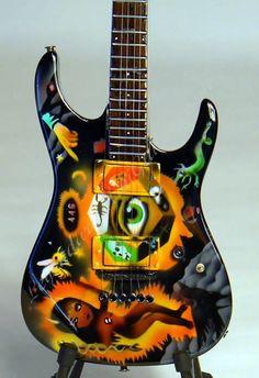 Custom ESP Guitar