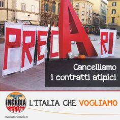 L'Italia che vogliamo - senza più precari (589×589)