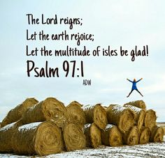 Psalm 97:1