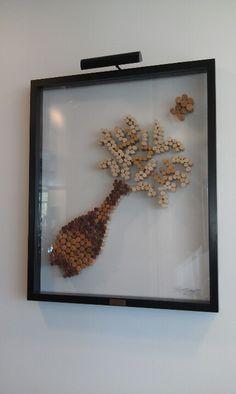 Cute cork craft