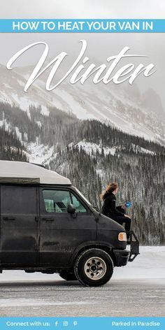 81e0a64dc5 How To Heat Your Van In Winter
