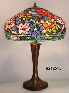Original Tiffany Lamps | tiffanylampsfromcarolyn'suniqueplace - carolynsuniqueplace