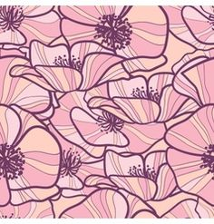 Floral background Royalty Free Vector Image - VectorStock