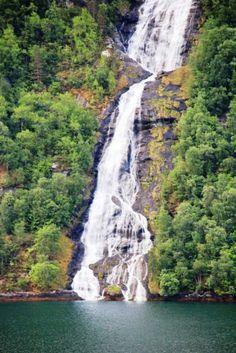 Geiranger Fjord, #Norway
