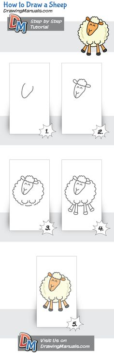 How to Draw a Sheep                                                       …