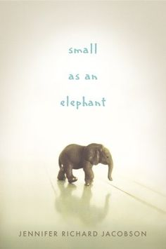 Small as an Elephant by Jennifer Jacobson . . . engaging realistic fiction read about a boy who is abandoned by his mother who, obviously, has her own set of problems.  Excellent character development.  Themes include perseverance, courage, friendship, and self-reliance.