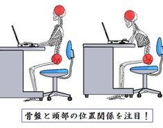 座る姿勢 パソコン 骨 - Google 検索