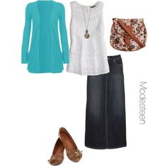 Untitled #417, created by modesteen on Polyvore