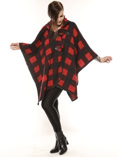 Loud Love Poncho available at  Grit N Glory