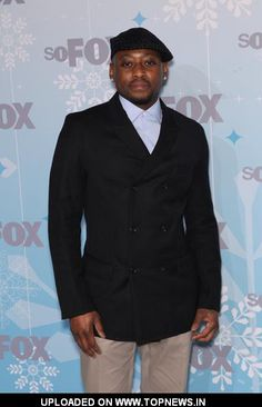 omar epps images | Omar Epps at 2011 Fox All-Star Party