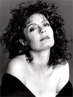 Actress Susan Sarandon. Born Susan Abigail Tomalin 4 October  1946, Jackson Heights, Queens, New York, U.S.