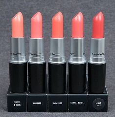 Image result for MAC CORAL BLISS