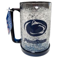 NCAA Penn State Nittany Lions 16Ounce Crystal Freezer Mug *** Visit the image link more details.
