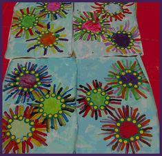 Rayonnement Petite Section, Art For Kids, Crafts For Kids, Arts And Crafts, School Portraits, Ecole Art, Preschool Art, Art Plastique, Art Lesson Plans