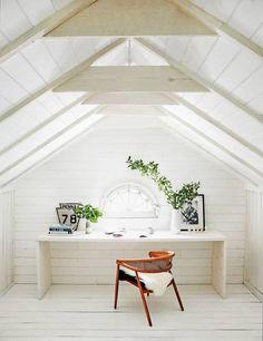 attic office
