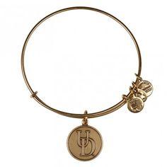 Alex and Ani UD charm bracelet. Loyalty • Enthusiasm • Pride