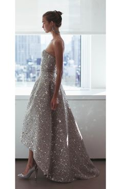 lovely - very Carrie Bradshaw.....I would have no where to wear it but I wouldn't care :)