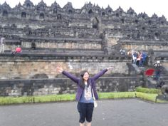 Borobudur Temple ^^