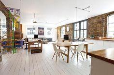 Loft Rustico en Londres