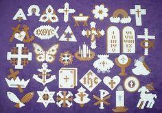 Chrismon Monograms - Symbolism for Christianity