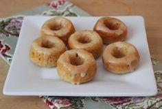 Make your own donuts at home.  I've got to try this! /BR | 360 Family Nutrition