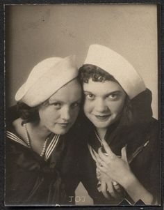 Photo booth ~ Sailor Girls