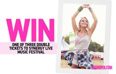 WIN Tickets to Synergy Live Music Festival with Street