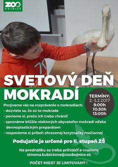 Svetový deň mokradí | Zoo Bojnice