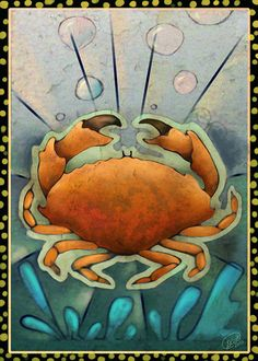 Cancer Zodiac Sign - Info, Meanings and Pictures of Cancer Astrological Zodiac Signs