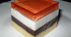 Hütemény Hozzávalók: 4 db tojás 2 db (175 g) tejföl 9 ek. porcukor 3 ek. kakaó 3 cs. vaníliáscukor 4 ek. zselatin (kb. 2 ... Fudge, Oreo, Panna Cotta, Cheesecake, Pudding, Baking, Desserts, Food, Tailgate Desserts