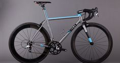 Ritte Cycles Custom Stainless