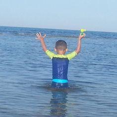 Daily beach with Ube