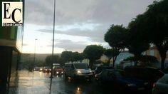 Gran Canaria amanece con fuertes lluvias      Las fuertes lluvias en Gran canaria están ocasionando...
