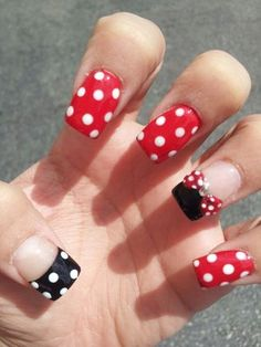 minnie mouse inspired <3