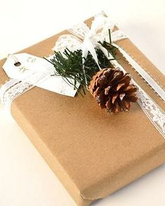 3 Simple Ways to Wrap the Perfect Present