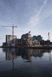 Nordhavn. Fremtidens by. Foto: Linda Kastrup