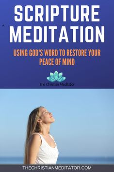 Want to Learn: - Why depression and anxiety is so prevalent in the church. - What is the Christian honeymoon stage and how to pass through it successfully. - How do I stop the wandering or negative thoughts in my mind?  - A scripture-based meditation technique to restore your peace of mind and deepen your relationship with God. #scripturemeditation #christianmeditation #morningroutine #overcomingdepression #drawingclosertogod  #godspresence #physicalhealing #lettinggoofthepast…