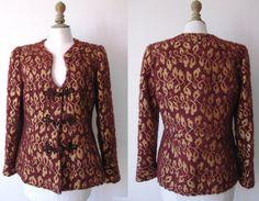 1980s  Lady woollen jacket