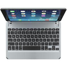 """Brydge - 10.5 Wireless Keyboard for Apple® 10.5"""" iPad® Pro - Space gray"""