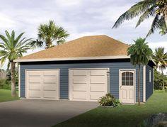 European   Garage Plan 49039
