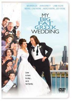 MY BIG FAT GREEK WEDDING starring Nia Vardalas and John Corbett