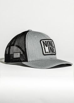 110 Cotton Twill Trucker Mesh FlexFit Hat by Richardson Caps