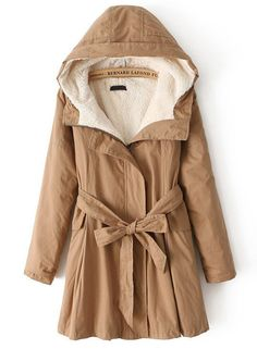 Navy Hooded Sleeveless Zipper Cotton Vest by BernardLafond on Etsy