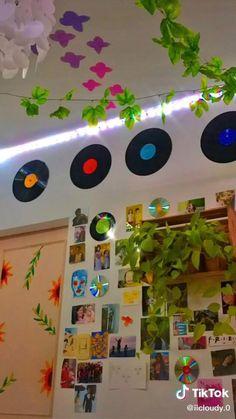 Indie Room Decor, Cute Room Decor, Aesthetic Room Decor, Wall Decor, Bohemian Decor, Bohemian Room, Aesthetic Indie, Bohemian Style, Room Design Bedroom