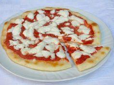 Pizza senza glutine in padella