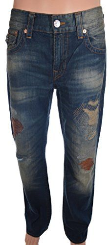 True Religion Mens Jeans Size 34 Straight with Flaps in No Escape (34, CRPD No Escape) True Religion http://www.amazon.com/dp/B017BWNMEA/ref=cm_sw_r_pi_dp_pKdTwb0SAZP68