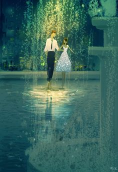 It Was in August. PASCAL CAMPION IS A FRENCH-AMERICAN ILLUSTRATOR AND ANIMATOR