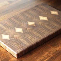 This awesome cutting board is looking for a home
