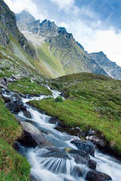 Tiroler Oberland, Austria